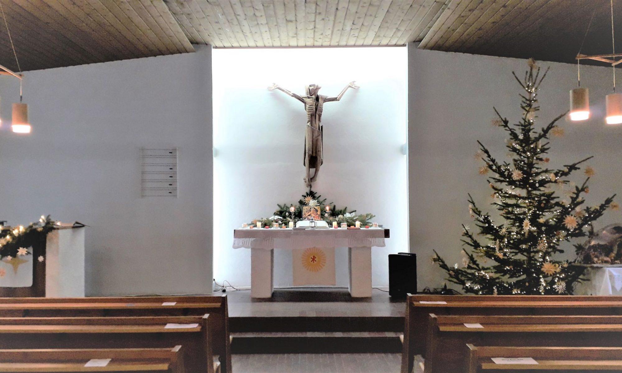 Evangelische Pfarrgemeinde Oberinntal - Markuskirche